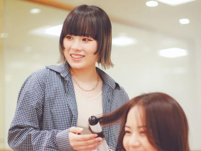 美容 学校 理容 神戸 専門